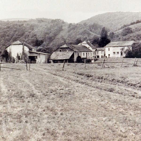 1a old Mühle von der Our aus gesehen